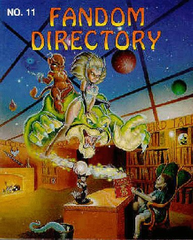 9780933215115: Fandom Directory (1989-1990)