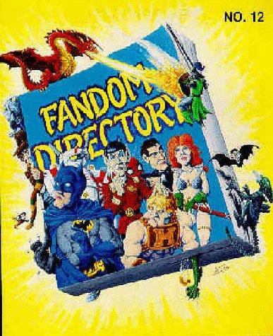 9780933215122: Fandom Directory (1990-1991)