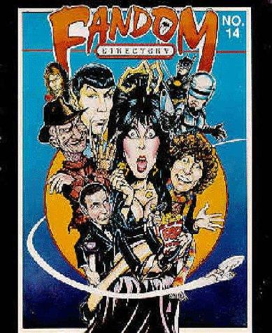 9780933215146: Fandom Directory (1992-1993)