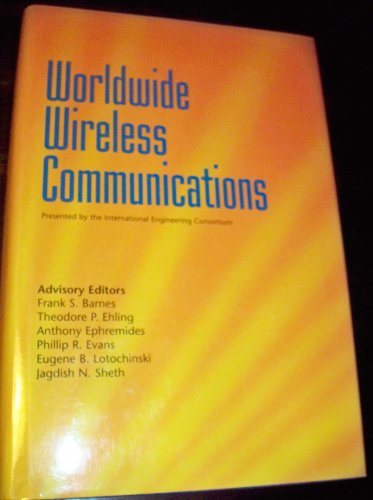 9780933217171: Worldwide Wireless Communications (Advances in the Information Industry)