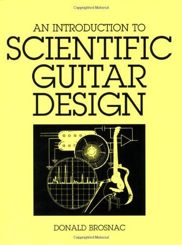 9780933224018: Introduction to Scientific Guitar Design