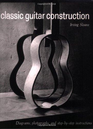 9780933224148: Classic Guitar Construction