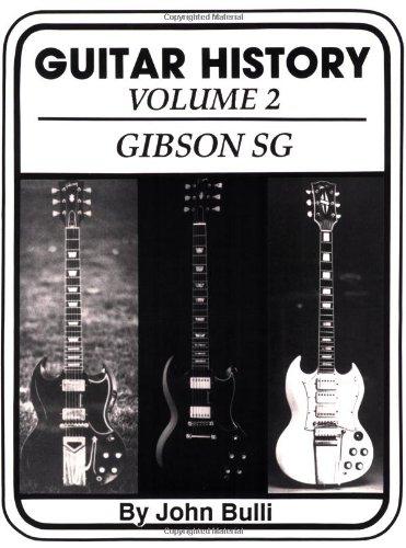 9780933224209: Guitar History: Gibson SG