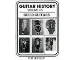 9780933224780: Guitar History, Vol. 5: Guild Guitars