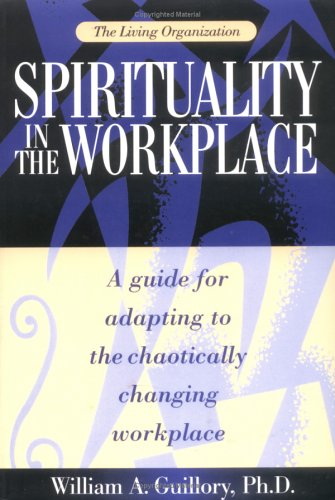 9780933241145: The Living Organization: Spirituality in the Workplace