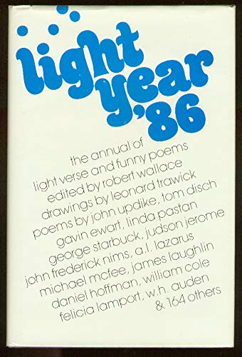 Light Year '86: Wallace, Robert (editor);