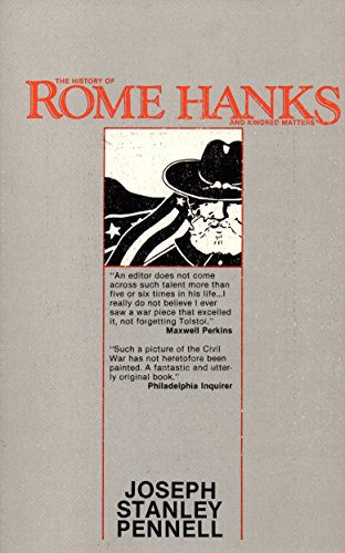 9780933256323: The History of Rome Hanks and Kindred Matters
