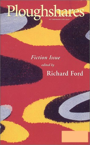 Ploughshares Fall 1996: Fiction Issue: Ford, Richard