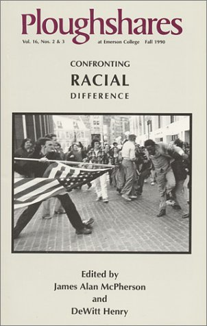 9780933277946: Ploughshares Fall 1990: Confronting Racial Difference