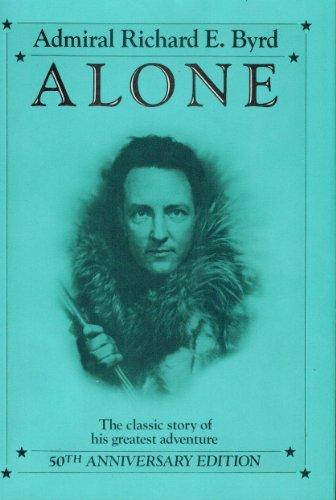 9780933280243: Alone: The Classic Polar Adventure