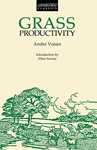 9780933280649: Grass Productivity (Conservation Classics)