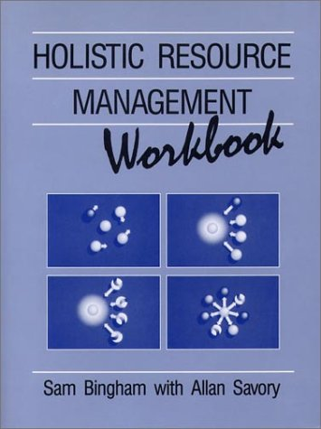 9780933280694: The Holistic Resource Management Workbook