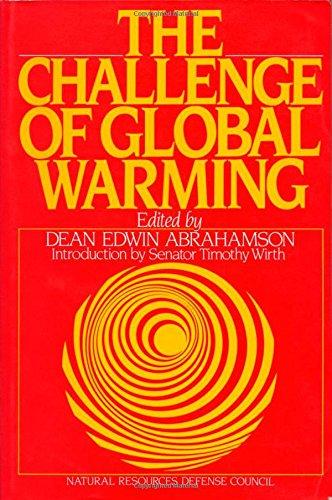 9780933280861: Challenge of Global Warming