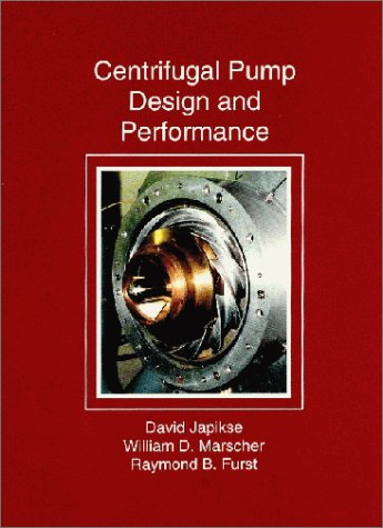 9780933283091: Centrifugal pump design and performance