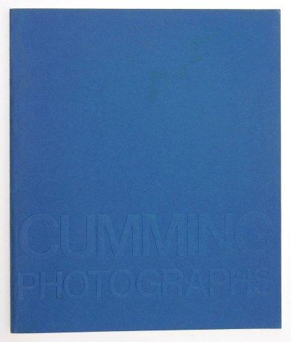 CUMMING: Photographs. Untitled 18.: James Alinder.