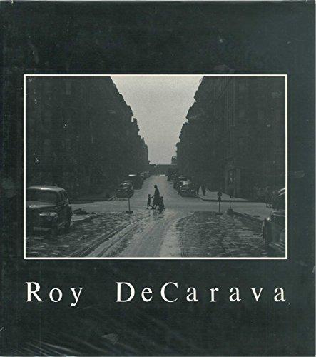 Roy Decarava, Photographs: Decarava, Roy (photography); Alinder, James (editing); Decarava, Sherry ...
