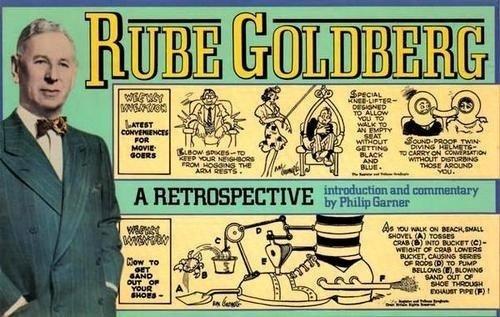 9780933328723: Rube Goldberg: A Retrospective