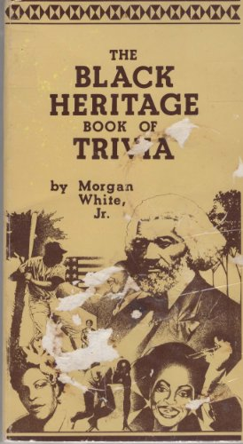 9780933341012: The Black Heritage Book of Trivia