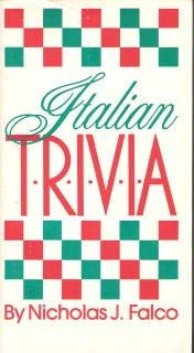9780933341463: Italian Trivia