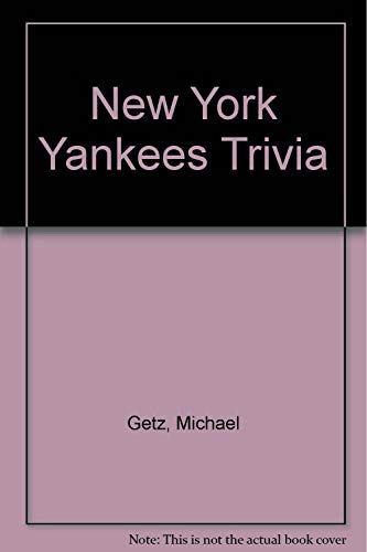 9780933341821: New York Yankees Trivia