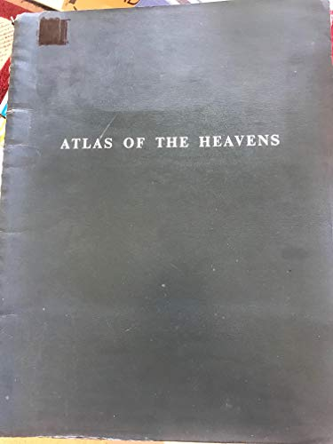 9780933346055: Atlas of the Heavens