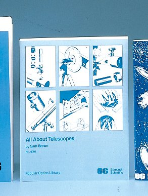 All About Telescopes (Popular Optics Library): Sam Brown