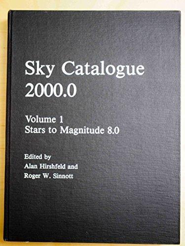 9780933346352: Sky catalogue 2000.0