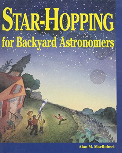 9780933346680: Star-Hopping for Backyard Astronomers