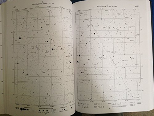 9780933346840: Millennium Star Atlas: An All-Sky Atlas Comprising One Million Stars to Visual Magnitude Eleven from the Hipparcos and Tycho Catalogues and Ten Thousand Nonstellar Objects
