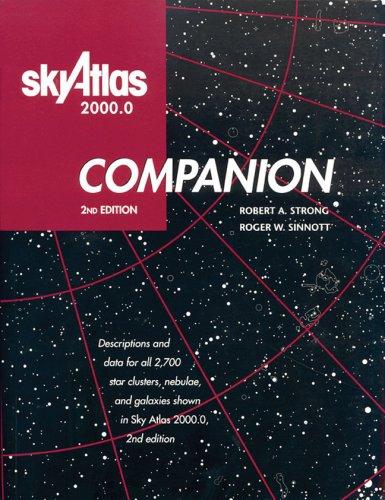 9780933346956: Sky Atlas 2000.0 Companion