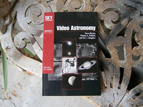 9780933346963: Video Astronomy (Sky & Telescope Observer's Guides)