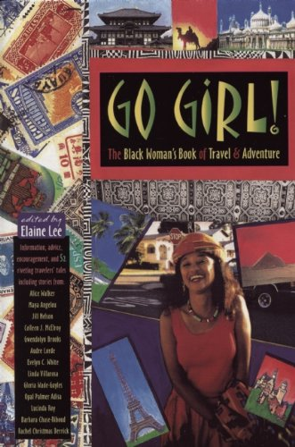 9780933377431: Go Girl!: The Black Woman's Book of Travel and Adventure