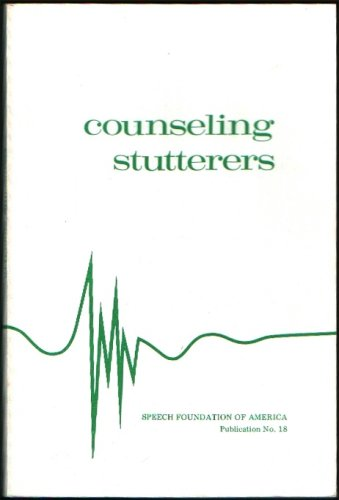 Counseling Stutterers (Publication #18)