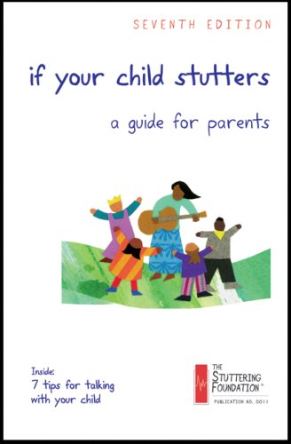 9780933388581: If Your Child Stutters: A Guide for Parents