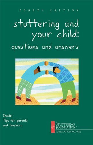 9780933388925: Stuttering and Your Child: Questions and Answers