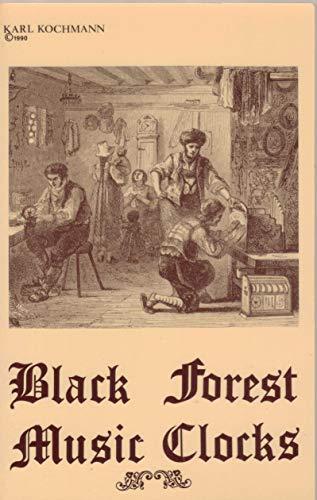 Black Forest Music Clocks: Karl Kochmann