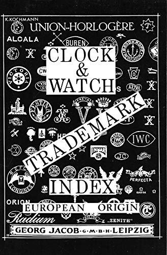 Clock and Watch Trademark Index - European: Karl Kochmann