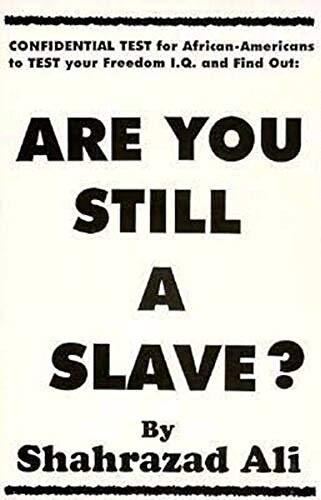 Are You Still a Slave?: Ali, Shahrazad