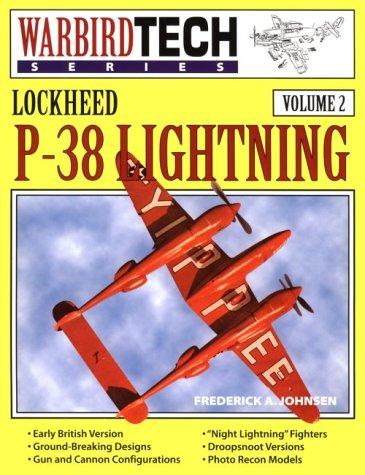 9780933424654: Lockheed P-38 Lightning - Warbird Tech Vol. 2