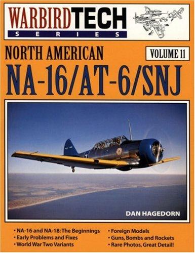 North American NA-16/AT-6/SNJ: Hagedorn, Dan