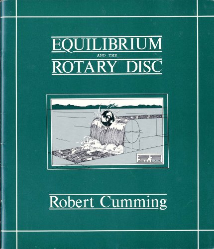 Equilibrium and the rotary disc (Diana's bimonthly) (0933442033) by Robert Cumming