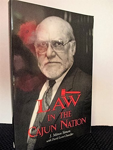9780933451094: Law in the Cajun Nation
