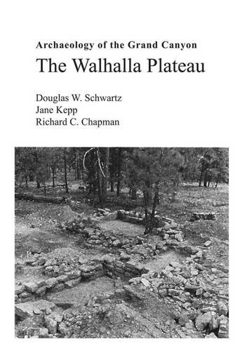 9780933452060: Walhalla Plateau (Grand Canyon Archaeological Series)