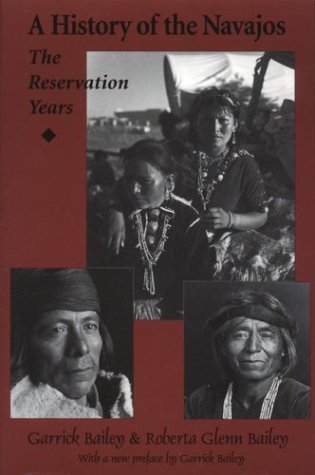 9780933452145: A history of the Navajos: The reservation years