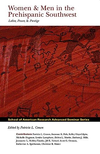 Women & Men in the Prehispanic Southwest: Suzanne K. Fish,