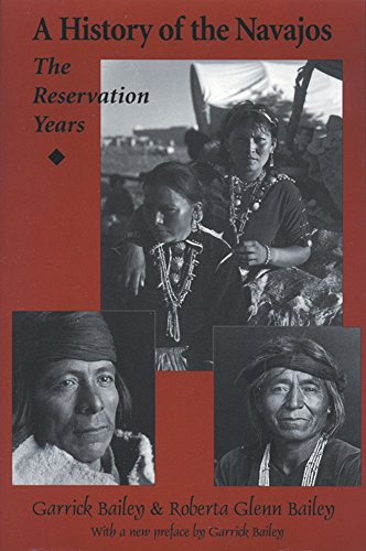 9780933452282: A History of the Navajos: The Reservation Years (A School for Advanced Research Resident Scholar Book)