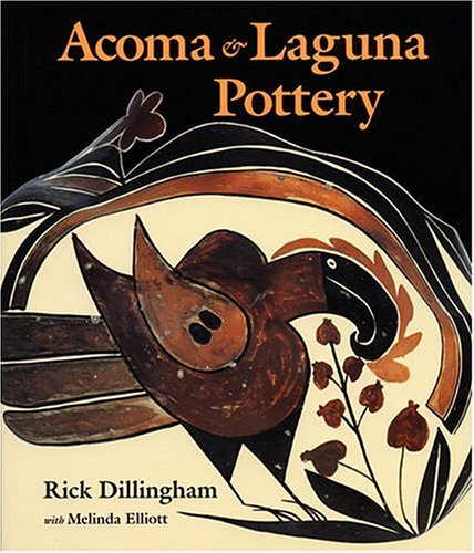 Acoma and Laguna Pottery. With a Catalog of the School of American Research Collection