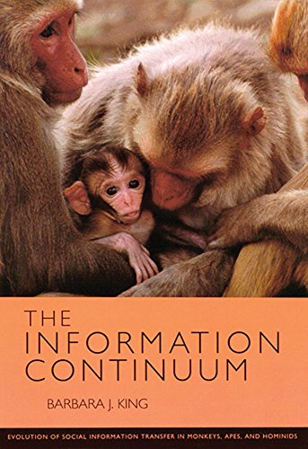 9780933452404: Information Continuum: Evolution of Social Information Transfer in Monkeys Apes and Hominids : Evolution of Social Information Transfer in Monkeys, ape