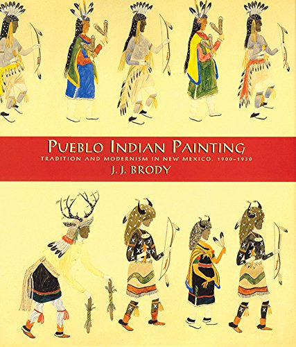 9780933452459: Pueblo Indian Painting: Tradition and Moderism in New Mexico, 1900-1930