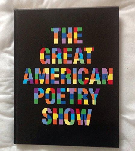 The Great American Poetry Show: Ziman, Larry et al (Editor)